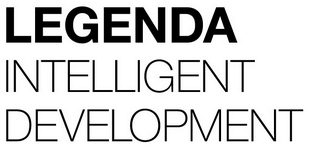 Legenda Intlligent Development